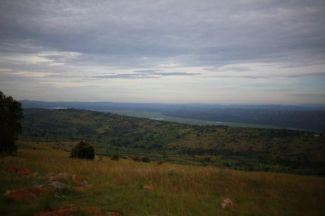 Nyaishozi view